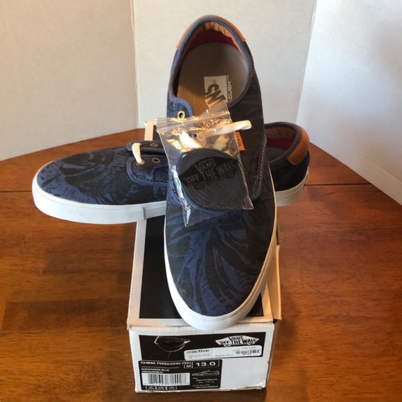 e22b93305c Vans Chima Ferguson Pro shoes